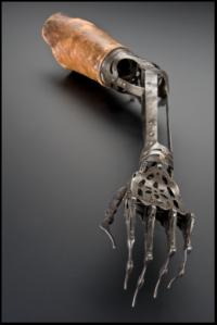 An 1850's Arm Prosthesis