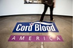 Entryway to Cord Blood America's corporate headquarters, Las Vegas.