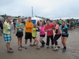 Pre Mud,  Don't we look tough?