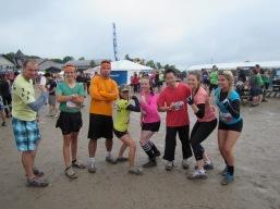 Pre Mud,  Don't we look tough?