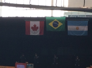 Brazil won Gold in all 4 categories for Boccia.